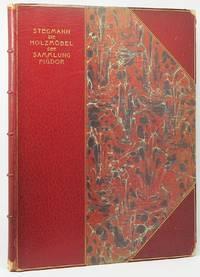 """image of DIE HOLZMÖBEL DER SAMMLUNG FIGDOR. [At head of title page:] Separatabdruck aus """"Kunst und Kunsthandwerk,"""" Jahrgang X"""