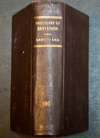 image of The Philosophy of Santayana