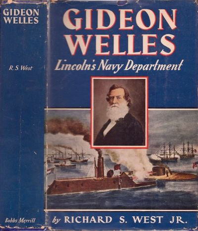 Indianapolis: Bobbs-Merrill, 1943. First Edition. Hardcover. Very good/good. Hardcover with illustra...