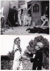 The Demise of Father Mouret [La Faute de L'Abbe Mouret] (Two original photographs from the 1970 film)
