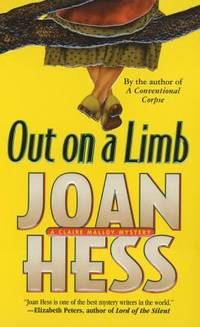 Out on a Limb by Joan Hess - 2003