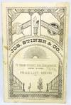 View Image 1 of 2 for  Price-List, 1880-81 71 Vesey Street, Cor. Greenwich, New York Inventory #2258