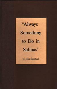 Always Something to Do in Salinas