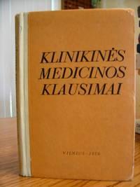 Klinikines Medicinos Klausimai