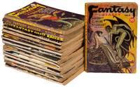 Avon Fantasy Reader 1-6, 8-18;