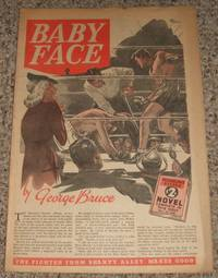 image of Baby Face  Supplement form the Philadelphia Record for Nov. 10th 1940
