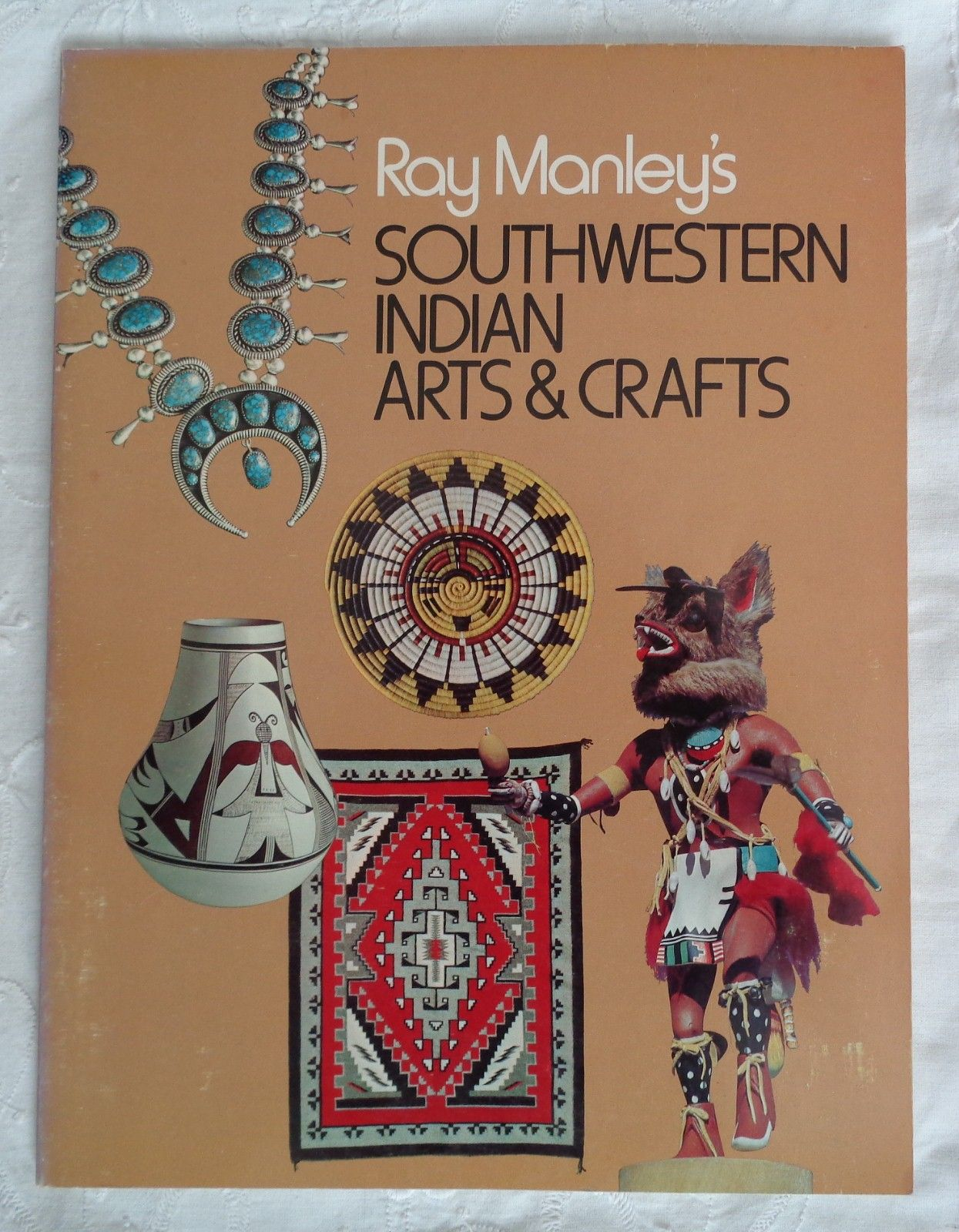 Ray Manley Southwestern Indian Arts And Crafts