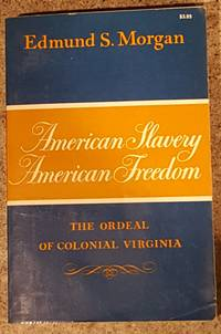 image of American Slavery-American Freedom