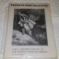 image of AMERICAN BOOK COLLECTOR Vol 26, No. 6  July-August 1976 (magazine)