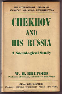 Chekhov and His Russia: A Sociological Study