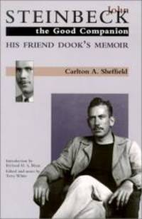 image of John Steinbeck: The Good Companion