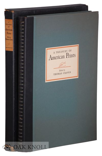 New York, NY: Simon and Schuster, 1939. cloth, paper front cover label, spiral bound, slipcase. 4to....