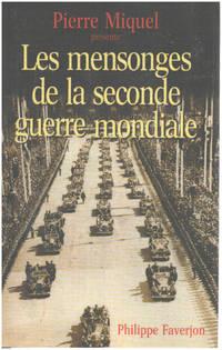 image of Les mensonges de la Seconde Guerre mondiale