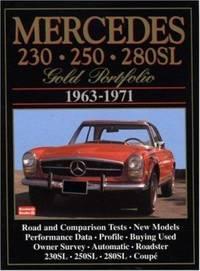 Mercedes 230, 250, 280SL Gold Portfolio, 1963-1971