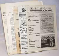 Socialist Forum [five issues]