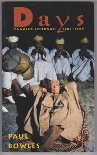 image of Days: Tangier Journal 1987-1989