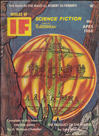 If: Worlds of Science Fiction, April 1968 (Volume 18, Number 4, Issue 125)