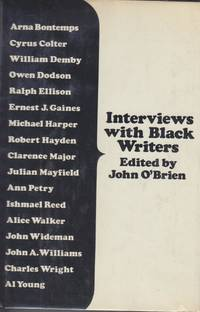 Interviews with Back Writers