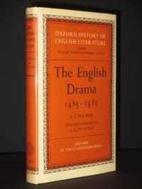 The English Drama 1485-1585