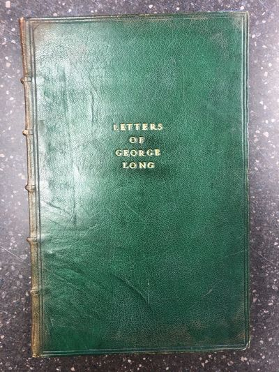 The Library, University of Virginia, 1917. Hardcover. Octavo, 66 pages; VG; bound in period 20th cen...