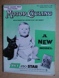 image of Motor Cycling. September 4, 1958.