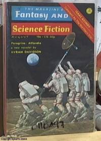 image of Fantasy and Science Fiction; Volume 45, Number 2, August 1973