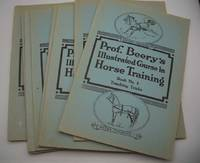 image of Prof. Beery's Illustrated Course in Horse Training Set of Books 1-8