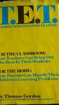T.E.T, Teacher Effectiveness Training