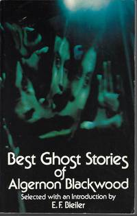 image of BEST GHOST STORIES OF ALGERNON BLACKWOOD