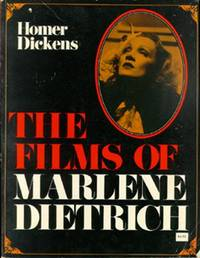 image of The Films of Marlene Dietrich.