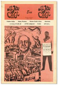 All You Can Eat - Vol.2, No.8 (April 1, 1972)