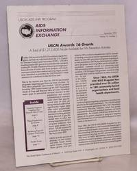 AIDS Information Exchange: vol. 12, #5, September 1995: USCM awards 16 grants