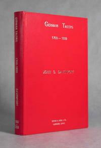 German Talers, 1700-1800