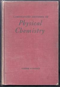 Laboratory Methods of Physical Chemistry