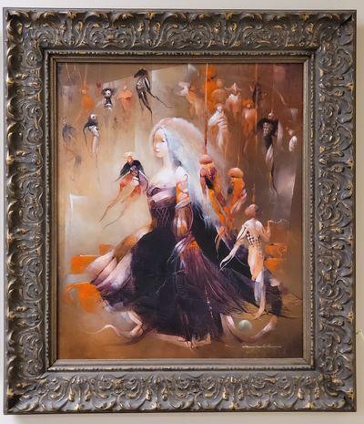 "Anne Bachelier ORIGINAL ART ""This is..."