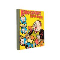 The Knock-Out Fun Book 1942