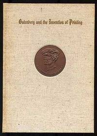 image of Gutenberg and the Invention of Printing; an Anniversary Review, with Special Reference to the Gutenberg Bible