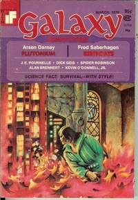 GALAXY Science Fiction: March, Mar. 1976