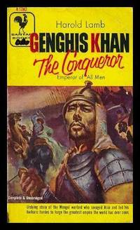 GENGHIS KHAN - The Conqueror by  Harold Lamb - Paperback - Fourth Printing - 1955 - from W. Fraser Sandercombe and Biblio.com