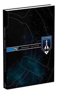 image of Mass Effect: Andromeda: Prima Collector's Edition Guide