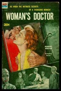 image of WOMAN'S DOCTOR