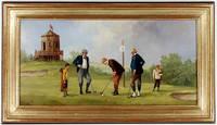 Edwardian Golf
