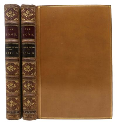 London: Smith Elder & Co, 1848. 1st ed (NCBEL III, 1218). Full polished calf with morocco spine labe...
