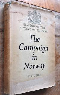 image of The Campign In Norway [History Of The Second World War United Kingdom Military Series]