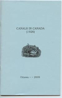 image of Canals in Canada (1926)