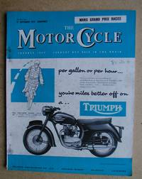 image of The Motor Cycle. 17 September, 1959.