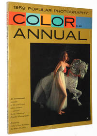 1959 Popular Photography Magazine Color Annual