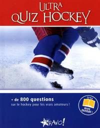 image of Ultra quiz hockey. + de 800 questions pour les vrais amateurs