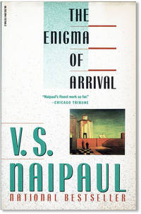 image of The Enigma of Arrival: A Novel [Review Copy]