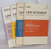 image of Line of March, a Marxist-Leninist journal of rectification [5 numbers in 4 issues]